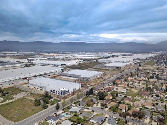 Rialto Virtual Tour aerial image