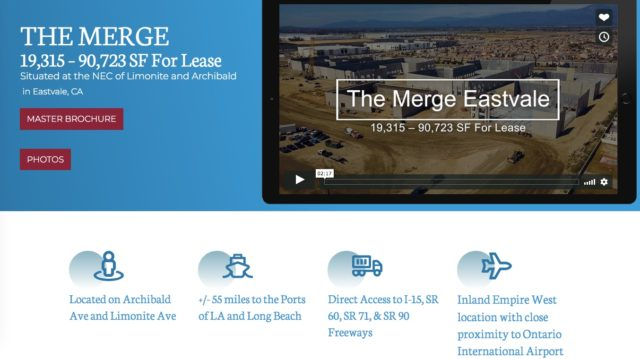 the Merge Eastvale Website highlight image