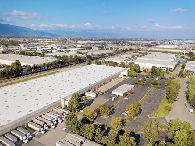 Rancho Cucamonga industrial property