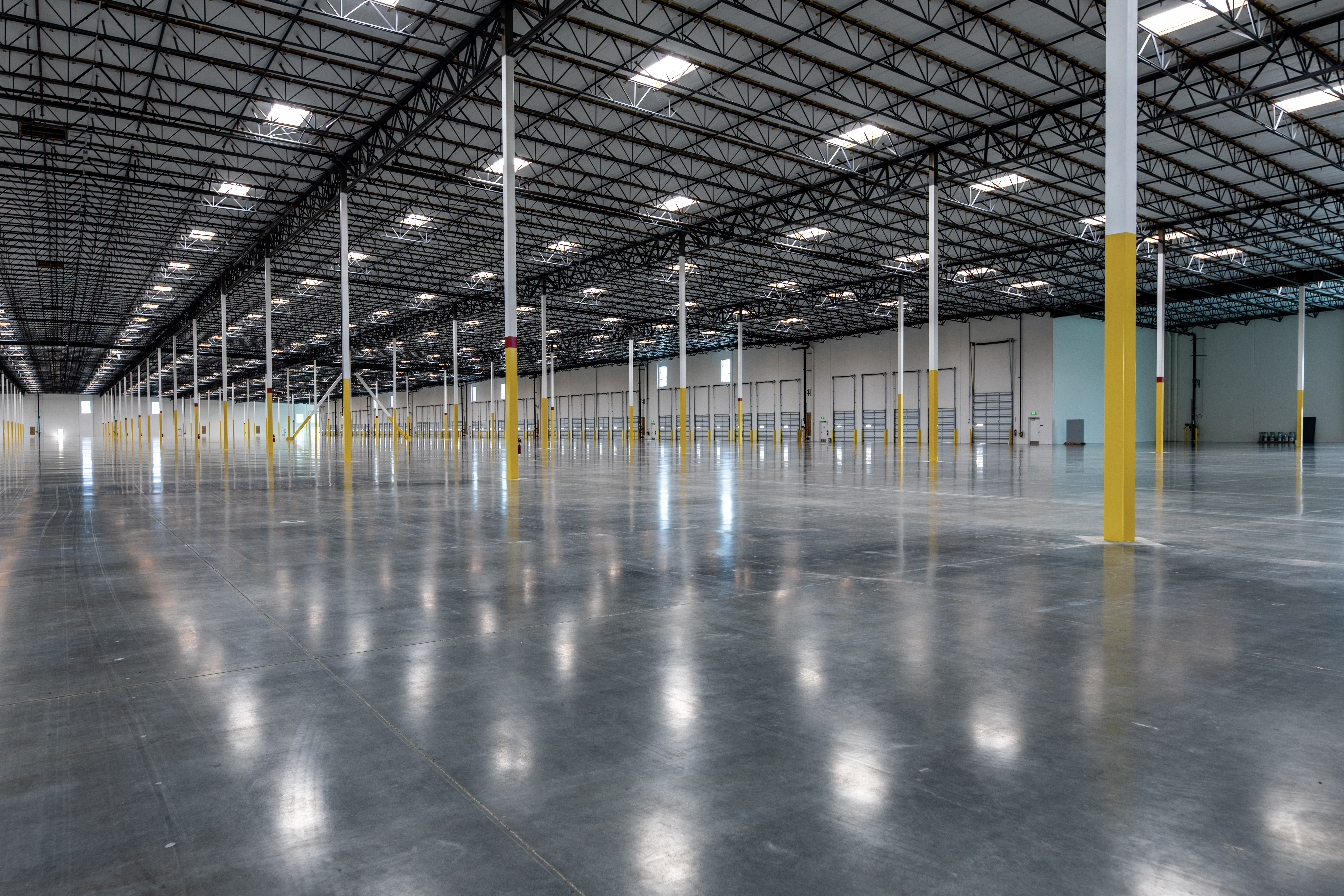 Prologis Distribution Center warehouse photography