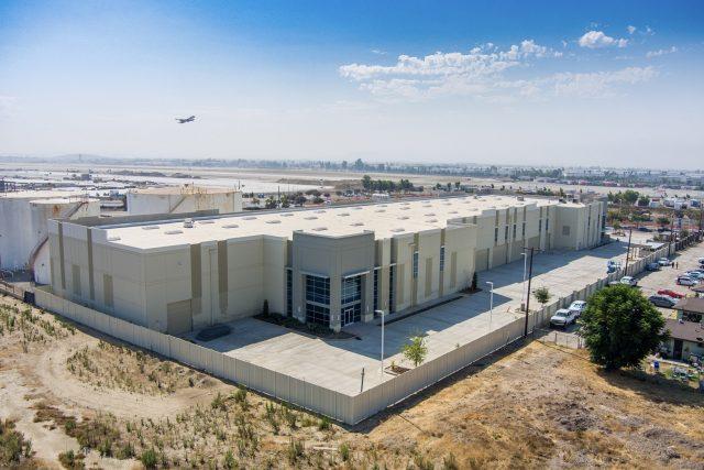 Ontario virtual marketing near airport of industrial real estate