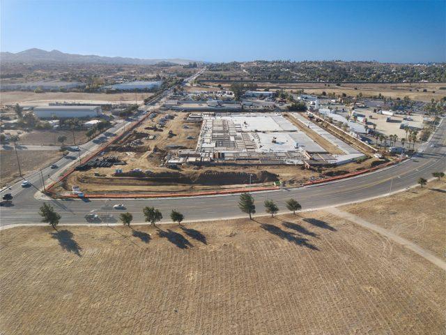logistics center website in perris CA
